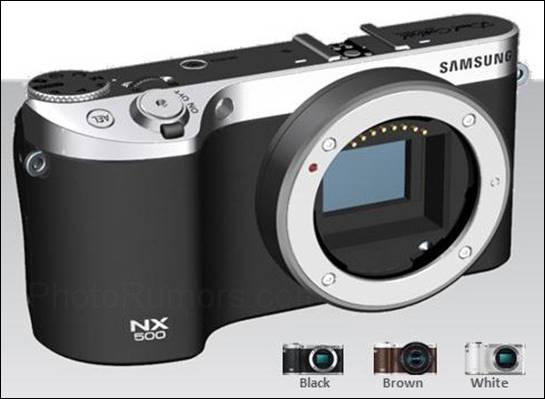 NX5000 render