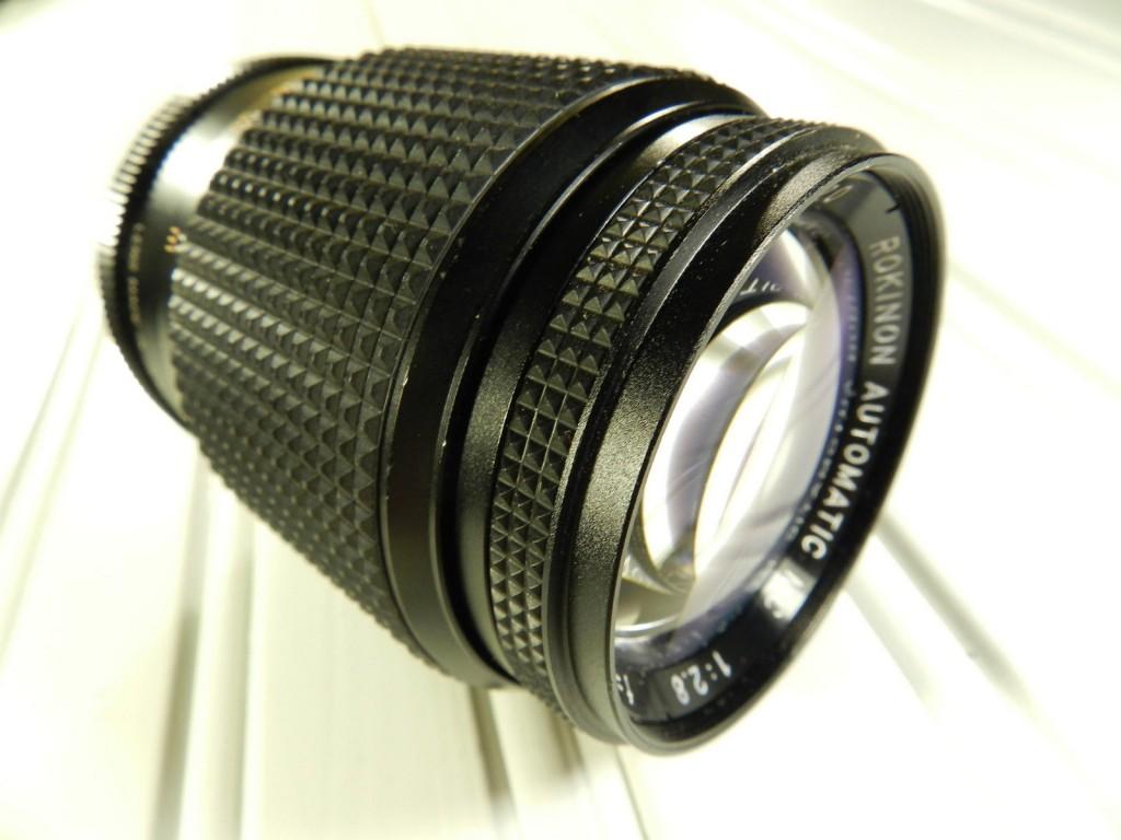 Rokinon Vintage  135mm f28