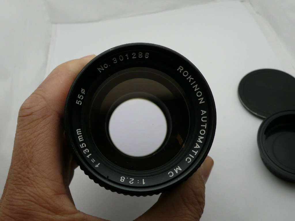Vintage Rokinon 135mm_57
