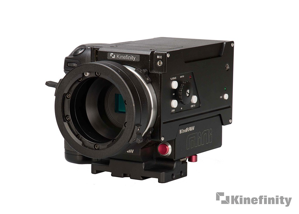 KineMount with OCT-19 adapter