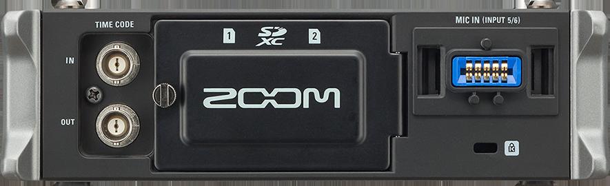 ZOOM-F4_Rear